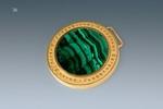 Образец сувенирной юбилейной медали индивидуального изготовления